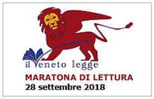 MARTELLAGO - Il Veneto Legge : Maratona di lettura 2018