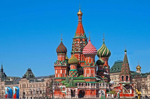 MARTELLAGO - Mosca e San Pietroburgo : due cuori, un'unica Russia