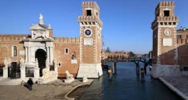 MARTELLAGO - L'Arsenale di Venezia
