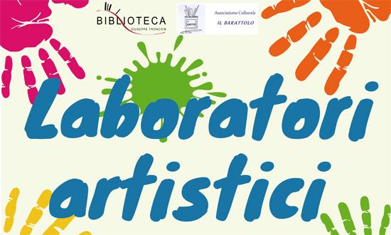 MARTELLAGO - Tra arte creatività e lettura : laboratori per bambini